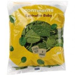 Espinafres Baby Leaf  170gr