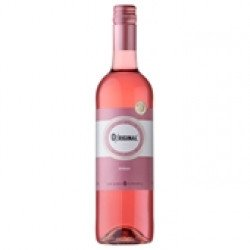 O%Riginal Vinho Sem Álcool Rosé 750mL