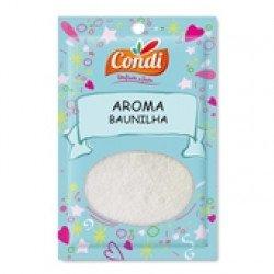 Aroma de Baunilha em Pó  12gr