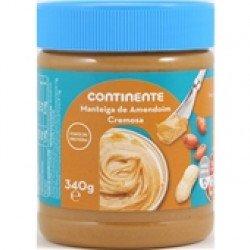 Manteiga de Amendoim Cremosa  340gr