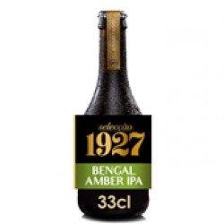 Cerveja com Álcool Selecção 1927 Bengal Amber Ipa 330mL