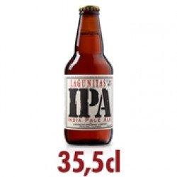 Cerveja com Álcool Lagunitas Ipa 335mL