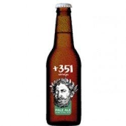 Cerveja com Álcool Pale Ale 330mL