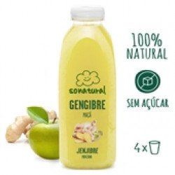 Sumo Natural Gengibre 750mL