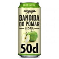 Sidra com Álcool Maçã Ácida 500mL