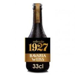 Cerveja de Trigo com Álcool Bavaria Weiss 330mL