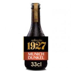Cerveja com Álcool Selecção 1927 Munich Dunkel 330mL