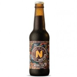 Cerveja com Álcool Stout 330mL