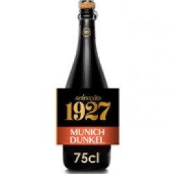 Cerveja com Álcool Selecção 1927 Munich Dunkel 750mL