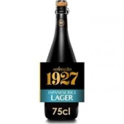 Cerveja com Álcool Selecção 1927 Japan 750mL