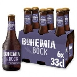 Cerveja com Álcool Bohemia Bock 6x330mL (6 uni)