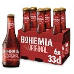 Cerveja com Álcool Bohemia Original Tara Perdida 6x330mL (6 uni)
