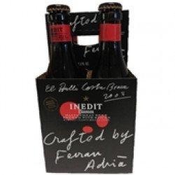 Cerveja com Álcool Inedit 4x330mL (4 unid)