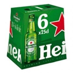 Cerveja com Álcool 6x250mL (6 uni)
