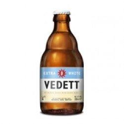 Cerveja com Álcool Extra White 330mL