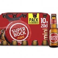 Cerveja com Álcool Mini 10x200mL (10 unid)