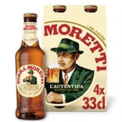 Cerveja com Álcool 4x330mL (4 unid)