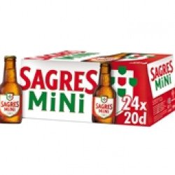 Cerveja com Álcool 24x200mL (24 unid)