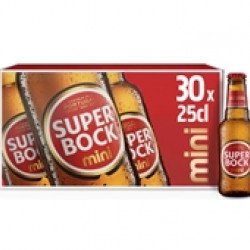 Cerveja com Álcool Mini 30x250mL (30 unid)