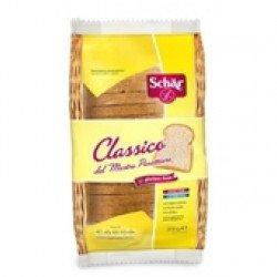Pão Clássico sem Glúten  300gr (18 unid)