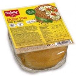 Pão Rústico Fatiado sem Glúten  250gr (10 unid)
