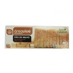 Pão Milho para Sandes sem Glúten  300gr (15 unid)