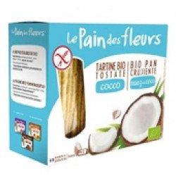 Pão Flores Coco sem Glúten Bio BIO  150gr (6 uni)