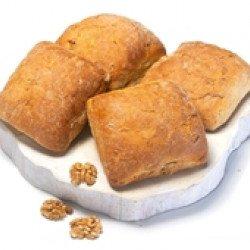 Pão de Abóbora e Nozes  105gr