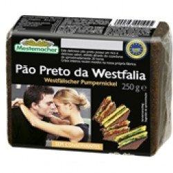 Pão Preto Westfalia  250gr