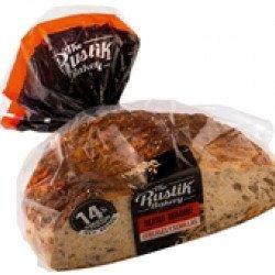 Pão Rústico Cereais  450gr (7 unid)