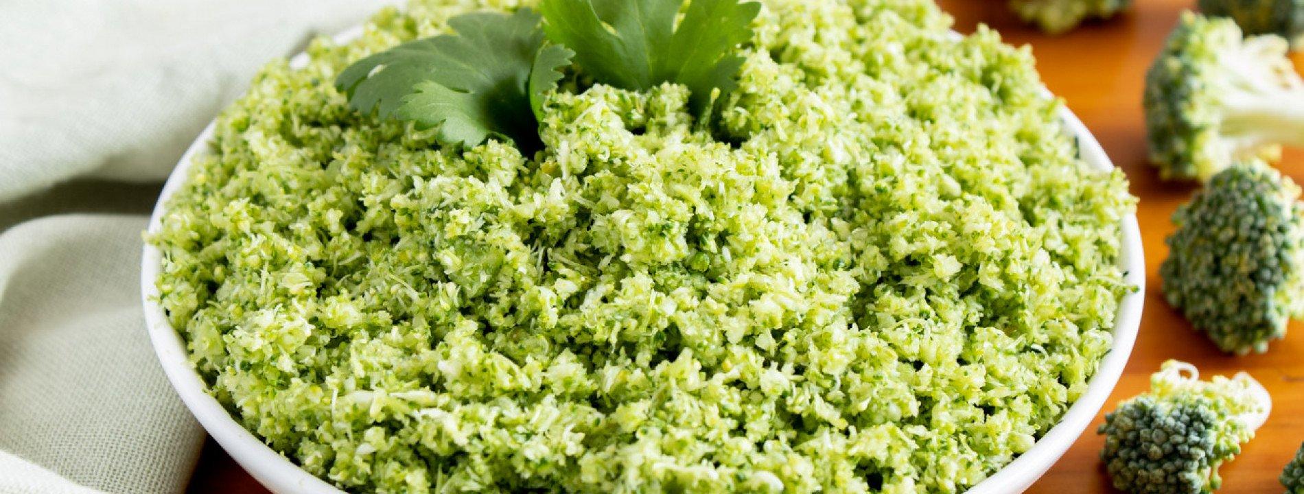 Broccoli 'Rice'