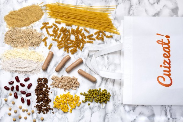 Food Cupboard Box - Essentials