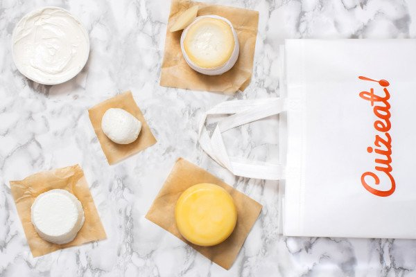 Dairy Basket - Portuguese Cheese Mix