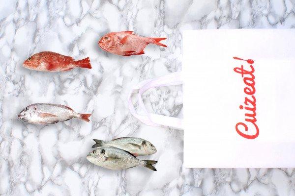 Cabaz Peixe Inteiro - Equilibrado