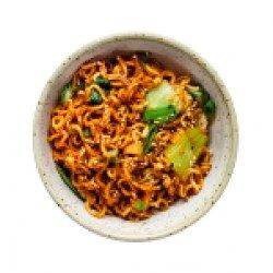 Chili Yakisoba Noodles Pasta