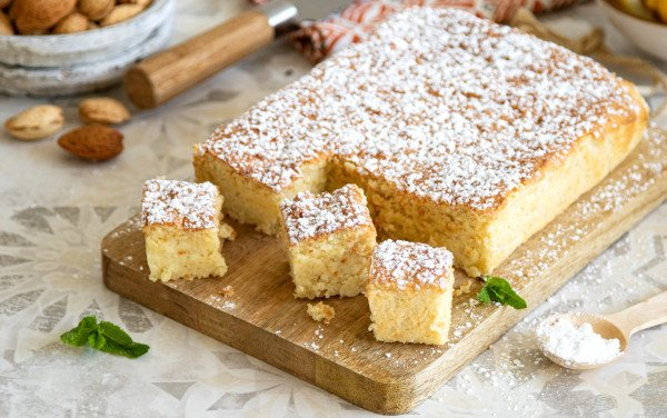 Mashed Potato Cake