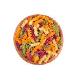 Tricolor Fusilli Pasta