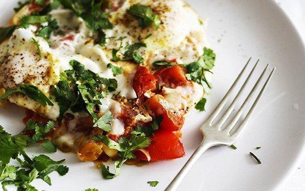 Omelete Berbere
