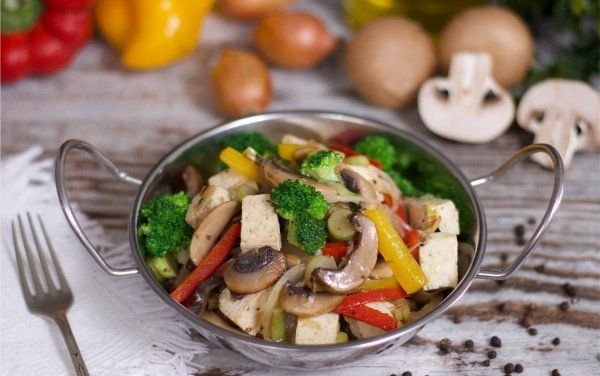 Vegetable Wok