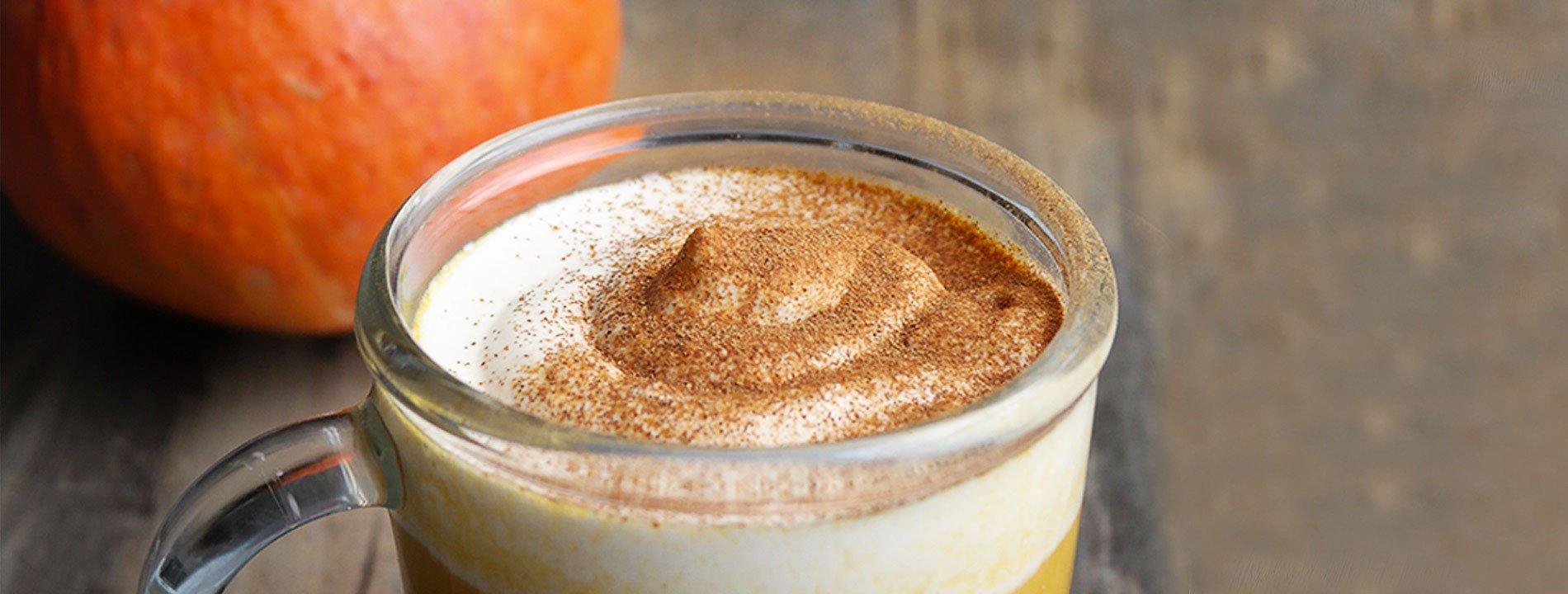 Pumpkin Latte Hokkaido