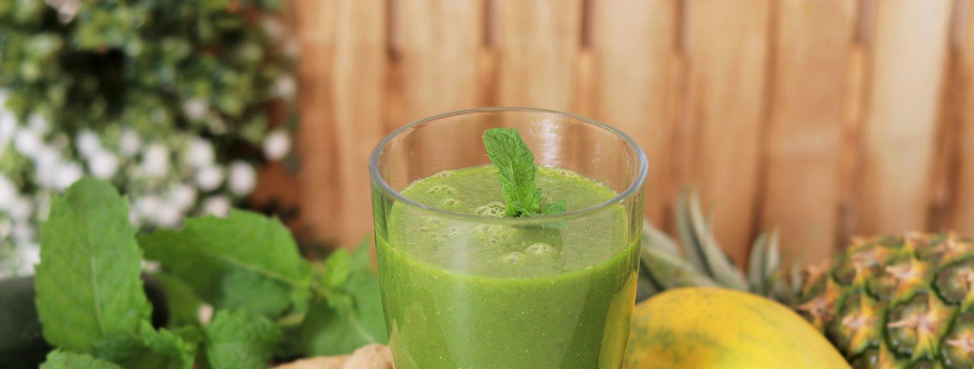 Green Functional Juice