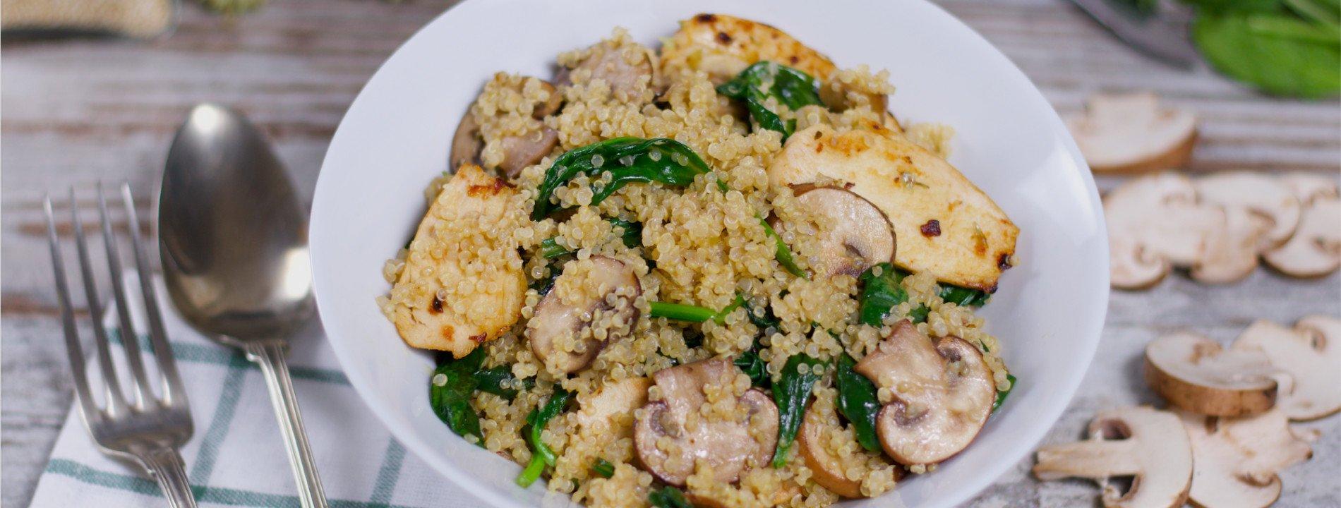 Vegetable Quinoa