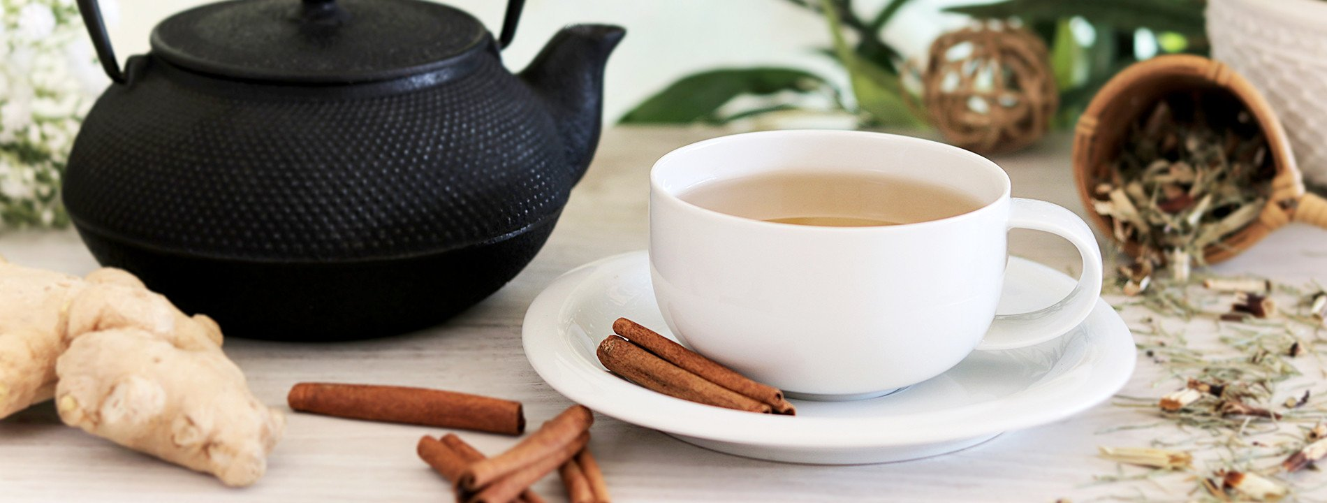Horsetail, Ginger and Cinnamon Functional Infusion