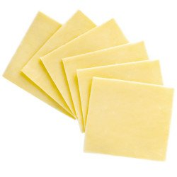 Cheese slices