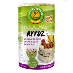 Crackers de Arroz 130gr