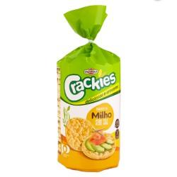 Crackers de Milho s/ Sal  130gr