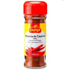 Pimenta de Cayenne moída 60gr