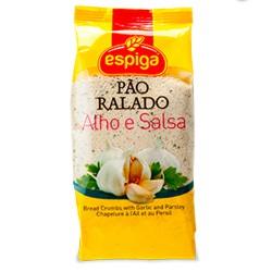 Pão Ralado Alho e Salsa 200gr