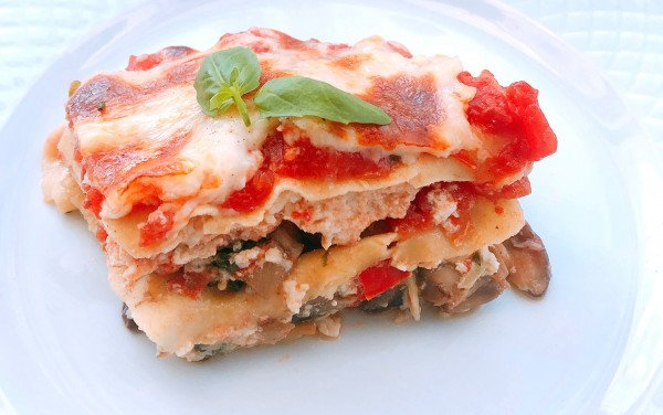 Integral Lasagna from Peru