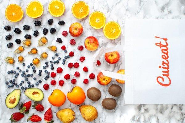 Cabaz Fruta Bio – Antioxidante